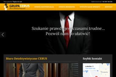 Biuro detektywistyczne CERUS - Usługi Detektywistyczne Bolesławiec
