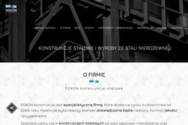 SOKON konstrukcje - Poręcze Nierdzewne Gdynia