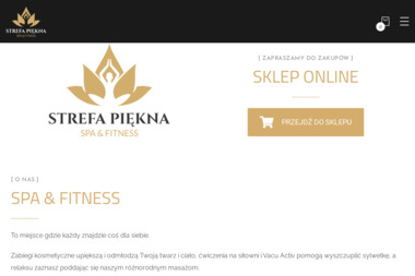 Strefa Piękna SPA & FITNESS - Salon Masażu Gorlice