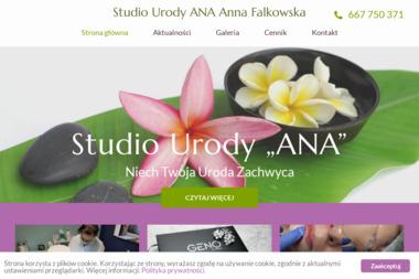 Studio Urody ANA - Manicure i pedicure Bydgoszcz