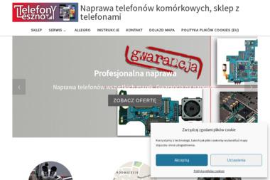 Telefony Leszno - Serwis komputerów, telefonów, internetu Leszno