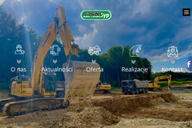 TRANS-SYP - Usługi Inżynieryjne Puławy