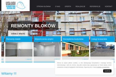 Usługi Remontowo-Budowlane Krzysztof Wróblewski - Firma Remontowo Budowlana Bełchatów