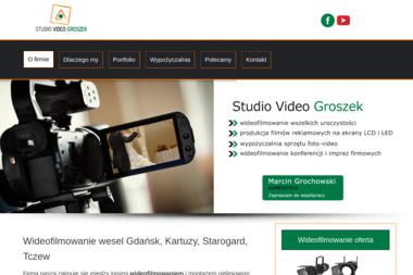 VIDEOGROSZEK - Kamerzysta Gdańsk