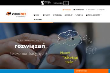 Voice Net S.A. - Internet Rzeszów