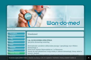 WAN-DO-MED - Psycholog Sanok