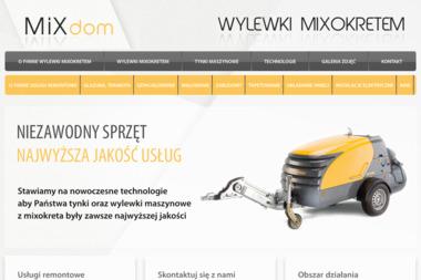 Wylewki mixokretem oraz Usługi remontowe - Usługi Tynkarskie Ostrowiec Świętokrzyski