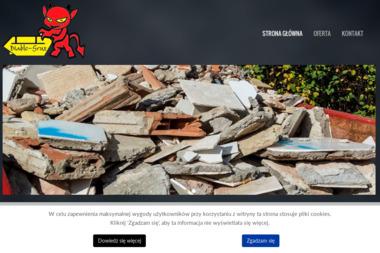 DIABLO-GRUZ - Kontener na Gruz Wałbrzych