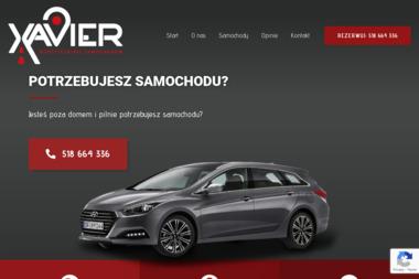 Wypożyczalnia Samochodów XAVIER - Wypożyczalnia samochodów Kędzierzyn-Koźle