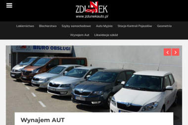 PHU ZDUNEK - Wypożyczalnia samochodów Ostrów Wielkopolski