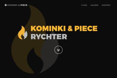 Kominki & Piece Rychter - Postawienie Pieca Kaflowego Ostrów Wielkopolski