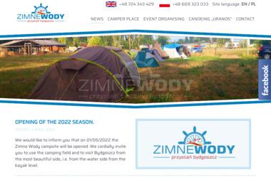 Przystań Camping Bydgoszcz Zimne Wody - Agencje Eventowe Bydgoszcz