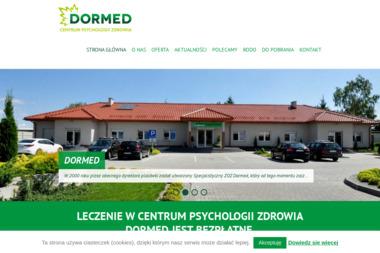 Centrum Psychologii Zdrowia Dormed - Terapia uzależnień Nysa
