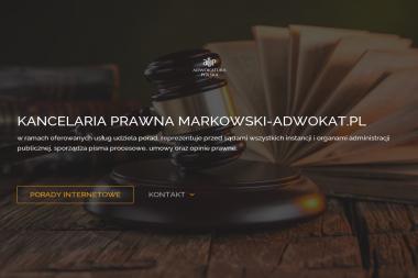 Adwokat Michał Markowski - Prawo Karne Grójec