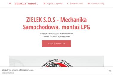 ZIELEK S.O.S. - Auto gaz Szczejkowice