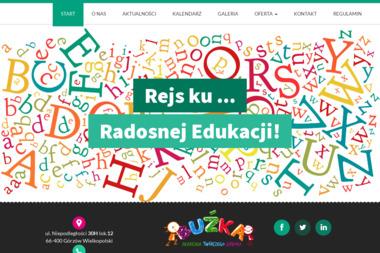 Buźka Akademia Twórczego Juniora - Animatorzy dla dzieci Gorzów Wielkopolski