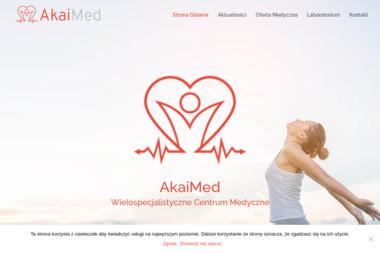 AkaiMed Wielospecjalistyczne Centrum Medyczne - Elektroakupunktura Gliwice