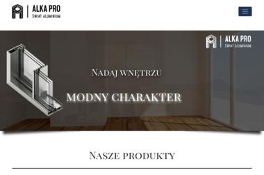ALKA PRO Sp. z o.o. - Montaż Okien Wasilków
