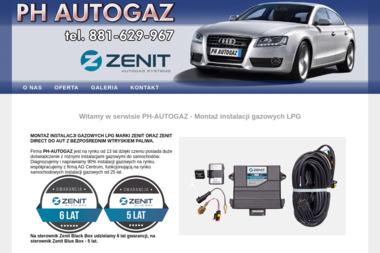 Ph-autogaz - Instalacje gazowe Gorzów Wielkopolski