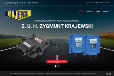 KRAJEWSKI - Auto gaz Bielsko-Biała