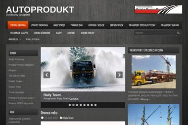 AUTO PRODUKT - Firma Inżynieryjna Rzezawa
