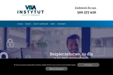 Instytut Wioletta Marszałek - Okresowe Szkolenia BHP Iława