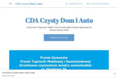 CDA Czysty Dom i Auto - Pranie Podsufitki Biała Podlaska