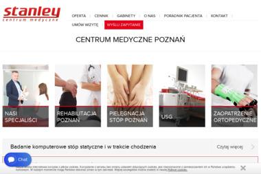 Stanley - Centrum Medyczne - Rehabilitanci medyczni Poznań