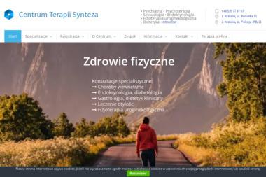 Centrum Terapii Synteza - Pomoc Psychologiczna Kraków