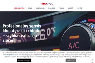 Maxpol - Klimatyzacja Samochodowa Rumia