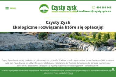 Czysty Zysk - Ochrona środowiska Wrocław