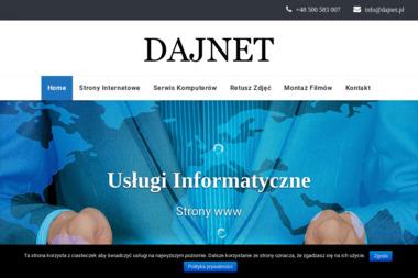 Dajnet - Odzyskiwanie danych Bielsko-Biała