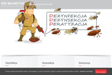 DDD Wałbrzych - Dezynsekcja i deratyzacja Wałbrzych