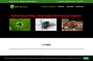 Zakład Dezynfekcji, Dezynsekcji, Deratyzacji s.c. - Dezynsekcja i deratyzacja Chojnice