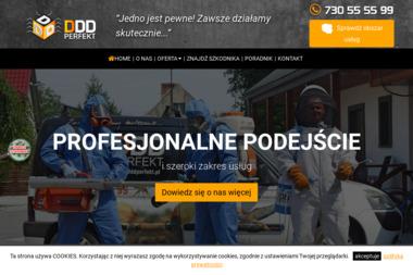 DDD Perfekt - Dezynsekcja i deratyzacja Bydgoszcz
