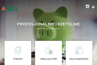 Delta Biuro Rachunkowe Katarzyna Drążkowiak - Firma Księgowa Dawidy
