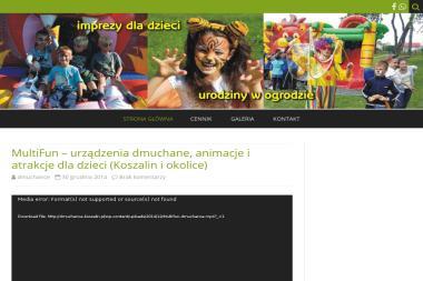 Multi Fun - Animatorzy dla dzieci Koszalin