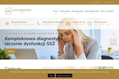 Dentico&Rehabilis Clinic - Akupunktura Białystok
