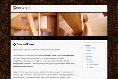 Drevox - Schody Drewniane Nowy Sącz