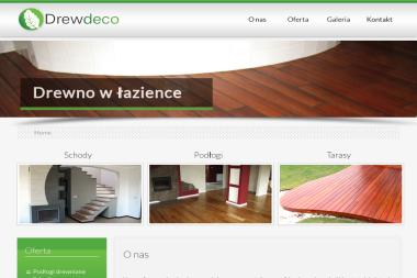 Drewdeco - Schody Wewnętrzne Kielce