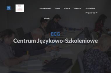 ECG Centrum Językowo-Szkoleniowe - Nauczyciele angielskiego Płock