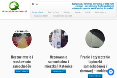 Ekomyjniaparowa - Pralnia Katowice