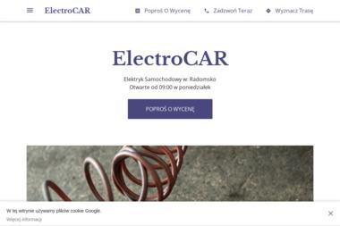 ElectroCAR - Elektryk samochodowy Radomsko