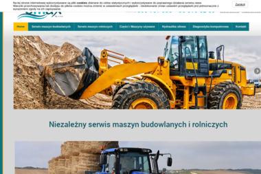 EMAX SP. Z O.O. - Koparko-ładowarki Bydgoszcz