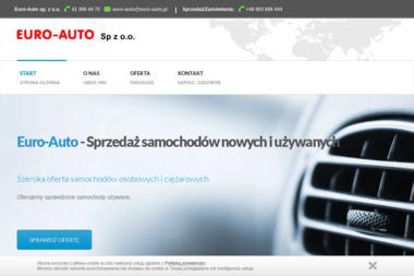EURO-AUTO Sp. z o.o. - Samochody osobowe używane Kielce