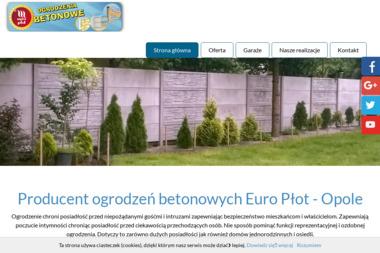 EURO PŁOT - Wykonanie Ogrodzenia Praszka