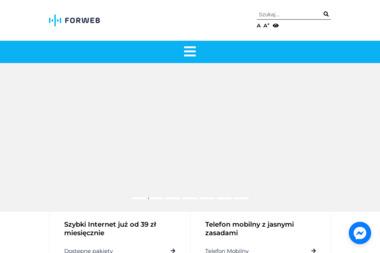 FORWEB - Telefony stacjonarne Łódź