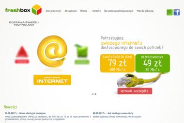 Freshbox - Internet Międzyrzecz