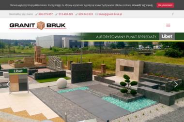 GRANIT-BRUK S.C. - Krawężniki Granitowe Kobylnica