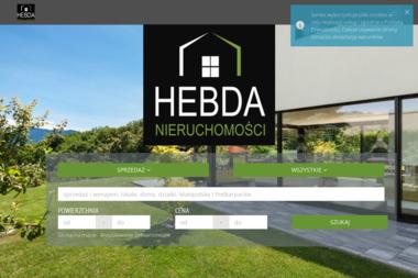 Hebda Nieruchomości - Agencja Nieruchomości Tarnów